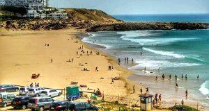 خديعة: مهاجرون أفارقة ينزلون في شاطئ بطنجة معتقدين أنهم في إسبانيا (فيديو)