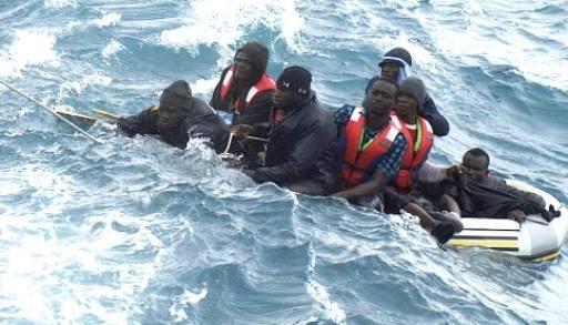 زوارق المهاجرين السريين تعرقل حركة الملاحة البحرية بين طنجة والخوزيرات