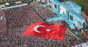 العمل عوض الكلام في تركيا: ألف مشروع في مائة يوم