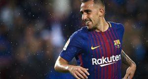 مهاجم برشلونة إلى دورتموند