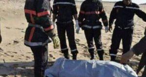 جثة متحللة في شاطئ بالناظور