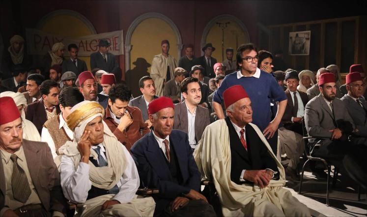 الرقابة الجزائرية تمنع فيلم عن المقاوم العربي بن مهيدي.. وهذه هي الأسباب..