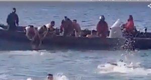 عملية تهريب مغاربة بالمجان إلى إسبانيا.. الإعلام الإسباني يوضح ما حدث
