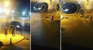 مواجهة عنيفة بالسيوف والسيارات بكورنيش طنجة ليلة أمس