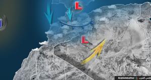 نصائح للسائقين بسبب الأمطار والثلوج..