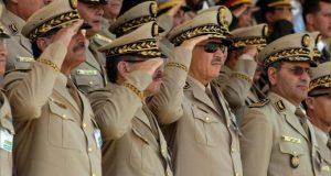 وضع خمس جنرالات في السجن في إطار حملة لمحاربة الفساد
