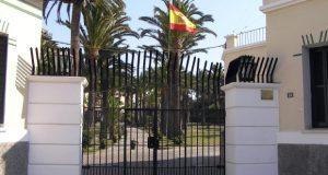 متى يتم اعتقال الكلب الإسباني الهارب داخل مقر القنصلية الإسبانية بطنجة..؟