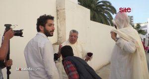 حصان الاتحاد الدستوري يركل الصحافيين أمام باب البرلمان..