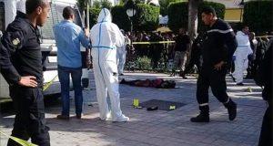 تسعة جرحى في تفجير انتحاري نفذته امرأة في تونس