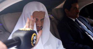 النائب العام السعودي ذهب إلى تركيا للتجسس فقط.. !