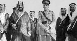 هكذا خصص البريطانيون راتبا شهريا لمؤسس الدولة السعودية.. ! !