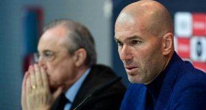 هذا هو سبب استقالة زيدان من تدريب ريال مدريد..