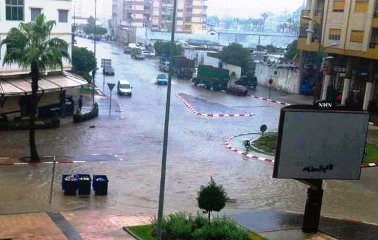 طنجة والعرائش تستقبلان أكبر نسبة من الأمطار