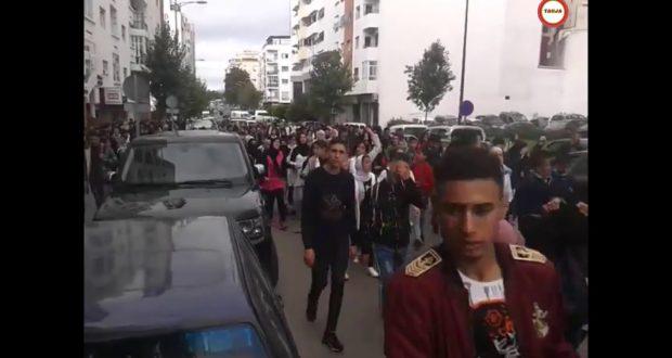 مدير التعليم بطنجة: احتجاجات التلاميذ سلمية.. وندعوهم لمواصلة الدراسة