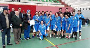 لقب آخر لاتحاد طنجة لكرة السلة بعد فوز فريق الفتيات بدوري الصداقة بتطوان