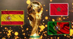 إسبانيا تضع ملف المونديال الثلاثي بين يدي الملك محمد السادس