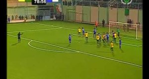 ملخص مباراة اتحاد طنجة بالجزائر