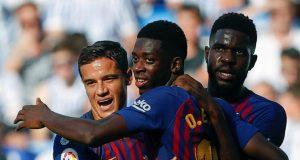 النوم يهدد مستقبل ديمبيلي مع برشلونة.. !