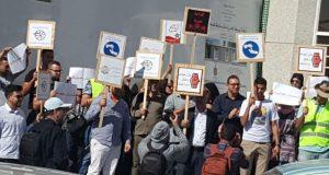 """احتجاج السبت المقبل: طنجاوة ينتفضون مجددا ضد شركة """"الصابو"""" صوماجيك"""