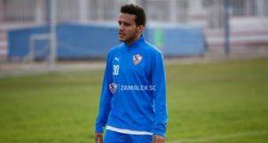 الإصابة تهدد مشاركة صانع العاب الزمالك في المباراة أمام اتحاد طنجة