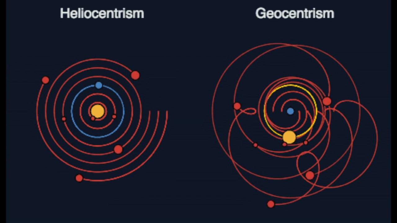 فلكي جزائري: الأرض هي المركز.. وليست الشمس