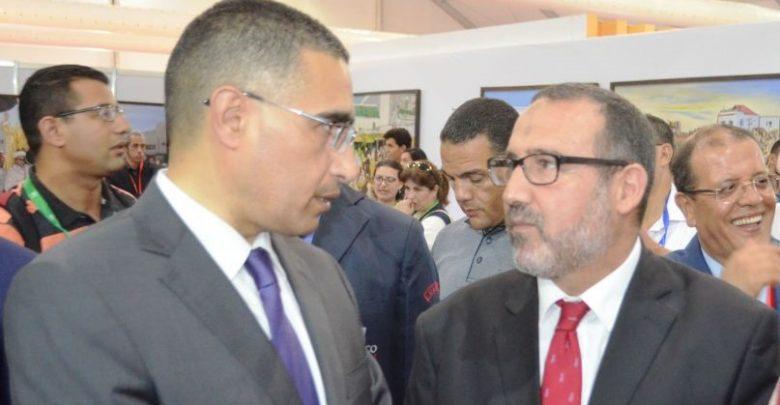 هل انتهى الاحتباس السياسي بين والي طنجة وعمدتها..؟