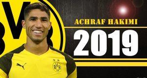 بعد تألقه في دورتموند: أشرف حكيمي قد لا يعود إلى ريال مدريد