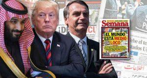 معتوه جديد (على شاكلة ترامب) يحكم البرازيل..