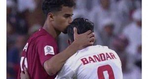 قطر تلقن الإمارات درسا في الكرة.. ودرسا في الأخلاق..