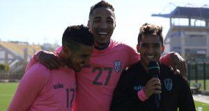 قبيل مواجهة المغرب التطواني