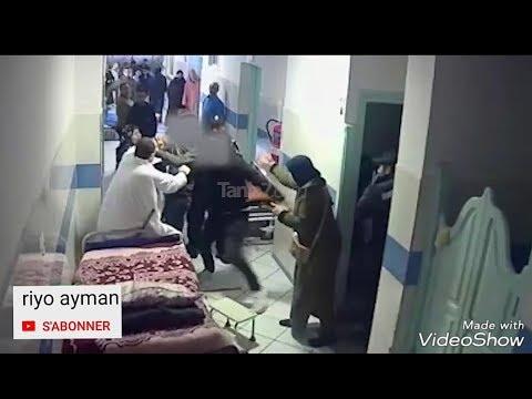 مستشفى محمد الخامس بطنجة صار مسرحا لشجارات مستمرة + فيديو