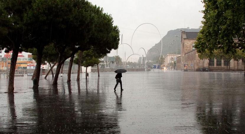 أمطار بطنجة الاثنين