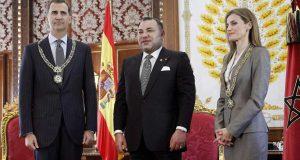ملك إسبانيا في المغرب