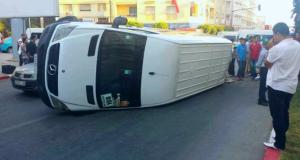 سكان طنجة يسألون والي الأمن: هل حافلات نقل العمال فوق القانون..؟