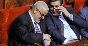 """أخنوش يتهم صقور """"البيجيدي"""" بالإساءة للعلاقة بين """"الحمامة"""" و""""المصباح"""""""