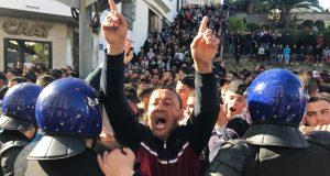 جمعة الرفض: تجمعات حاشدة للجزائريين رفضا للعهدة الخامسة للرجل المريض