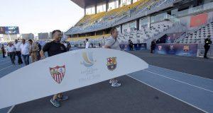 بعد آخر مباراة في طنجة: السعودية تطمح لاحتكار السوبير الإسباني