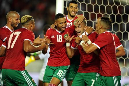 المغرب على رأس مجموعته في نهائيات مصر