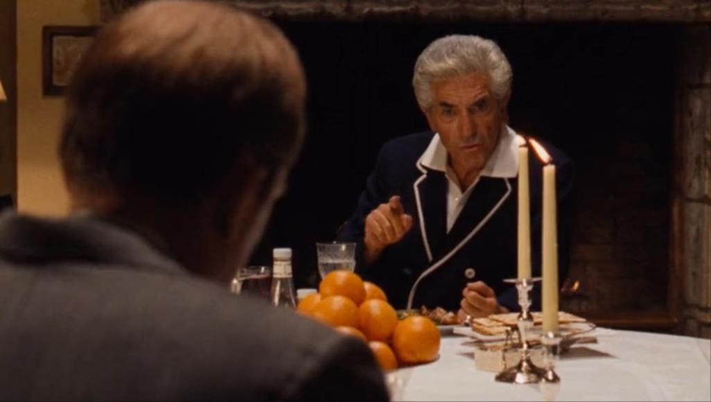 سينما: حينما يصبح ظهور البرتقال إيذانا بأنهار الدماء.. !