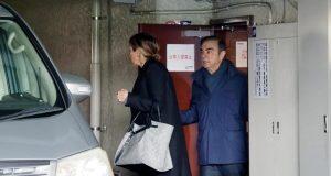 اليابان توقف مجددا كارلوس غصن
