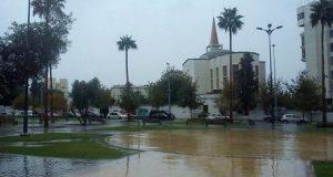 أمطار مهمة بطنجة الخميس