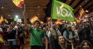 """حزب """"فوكس"""" المتطرف يستعيد زمن الأندلس ليفوز في انتخابات الأحد"""