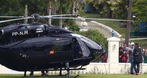 نيمار يستعرض ثروته: هيلوكبتر بـ13 مليون أورو لنقله إلى التداريب..