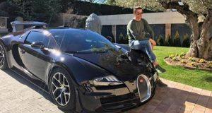سيارة رونالدو.. الأغلى في العالم