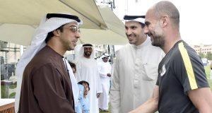 السؤال الذي أفزعه: هل يتلقى غوارديولا أموالا من أبو ظبي..؟