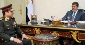 """الانقلابي السيسي يأمر بجنازة """"شبه سرية"""" للرئيس الشرعي محمد مرسي"""