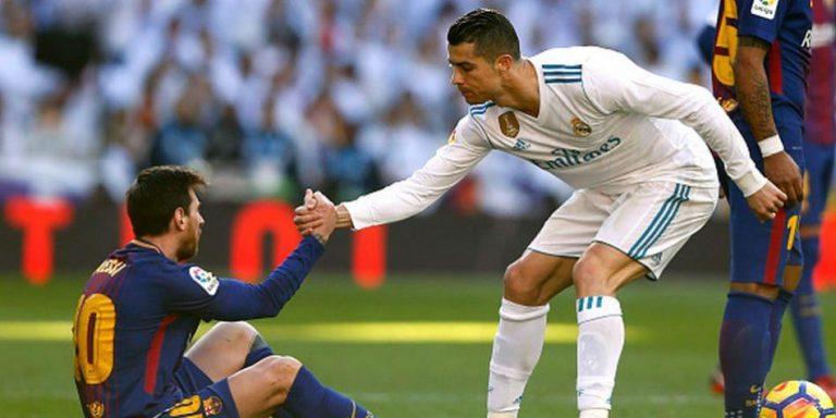بنعطية: ميسي متقوقع داخل برشلونة.. ورونالدو شجاع ويحب التحدي في كل الواجهات