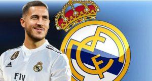 أي رقم سيحمله هازارد في ريال مدريد..؟