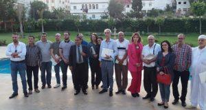 الزميل عثمان النجاري كاتبا عاما جديدا للمكتب المحلي للنقابة الوطنية للصحافة المغربية بطنجة