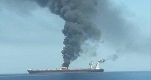 ناقلات النفط في الخليج تشتعل.. وبوادر حرب في الأفق